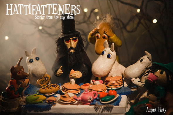 Hattifatteners: Stories From The Clay Shore. Изображение № 1.