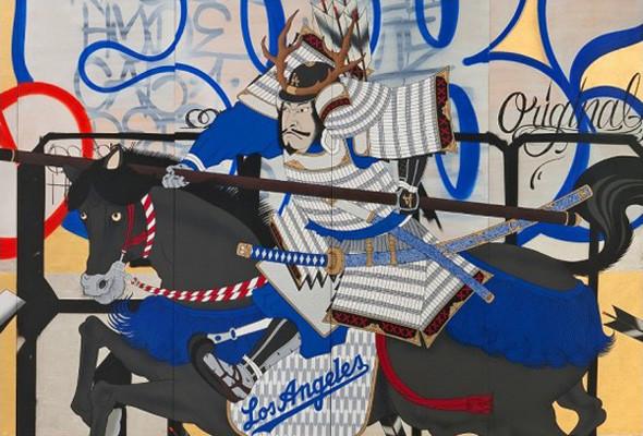 Найдено за неделю: Интерьеры Роя Лихтенштейна, неон-арт и граффити с гейшами. Изображение № 35.