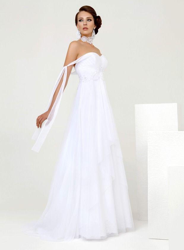 Свадебная Коллекция  от дизайнера Татьяна Каплун-Kookla 2013 ( Simple White ). Изображение №7.