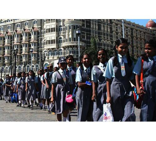 Школьная форма в Индии. Изображение №23.