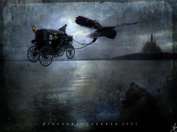 Мистический мир. Alexander Jansson. Изображение № 24.