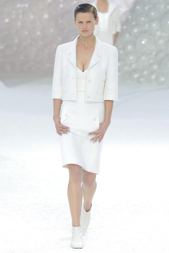 Chanel на Парижской неделе моды. Изображение № 1.