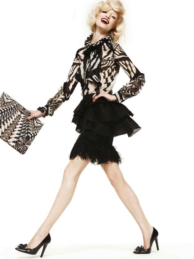 Вышли новые лукбуки Joie, Roberto Cavalli, Juicy Couture и других марок. Изображение № 187.