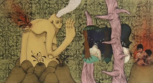 Новые имена: 30 художников, которых будут обсуждать в 2012-м. Изображение № 105.