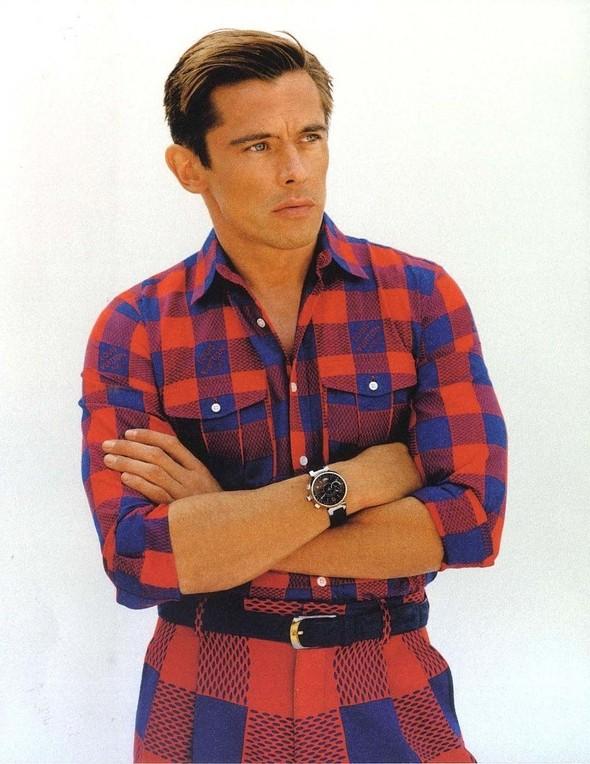 Кампания: мужская коллекция Louis Vuitton SS 2012. Изображение № 15.
