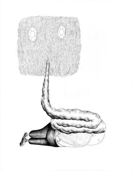 Искусство Джеффа Ладусера. Изображение № 24.