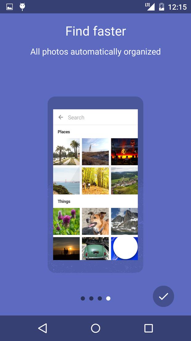 СМИ выложили скриншоты приложения Google для фотографий . Изображение № 10.