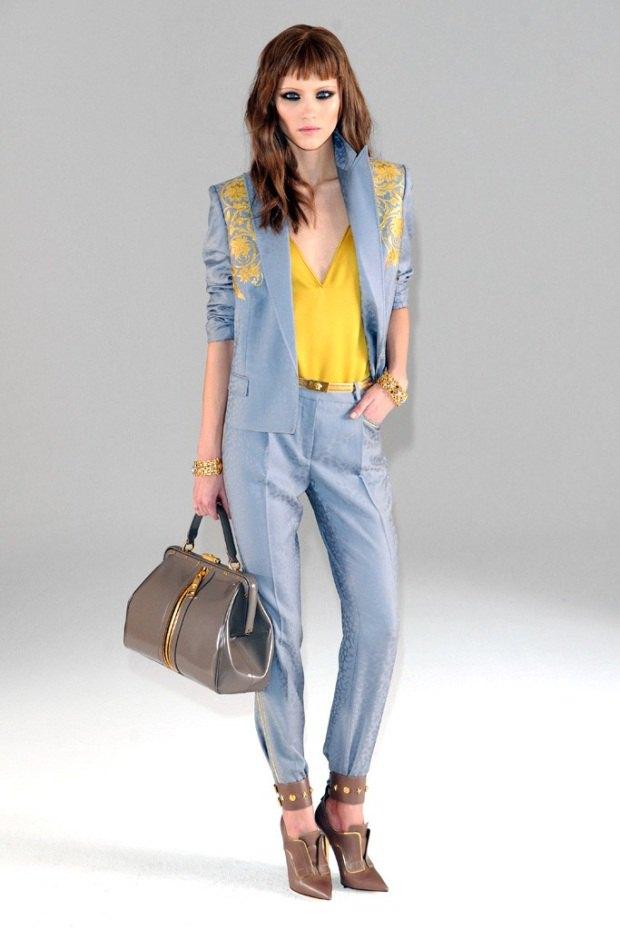 Versace, Louis Vuitton и Robert Rodriguez показали предосенние коллекции. Изображение № 1.