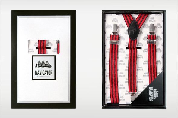 Коллекция подтяжек «Навигатор» от Sevaro Elit . Изображение № 18.