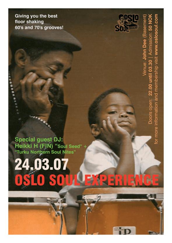 DJ BJOERN ESPEN (OSLO SOUL EXPERIENCE). Изображение № 26.