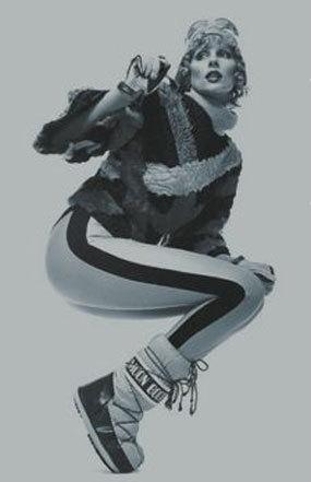 Лунная обувь жителей Земли. Изображение № 19.