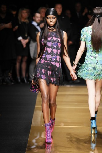 Вечеринка Versace for H&M: Как это было. Изображение № 37.