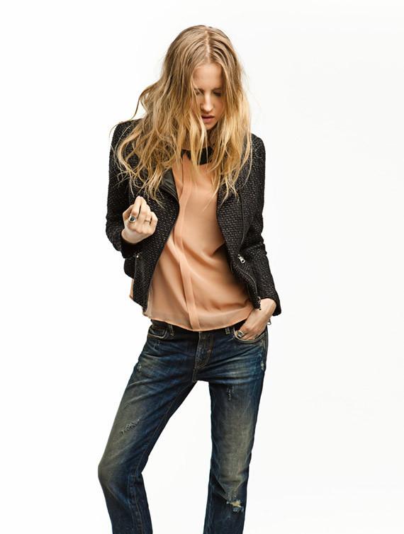 Лукбук: Zara TRF November 2011. Изображение № 5.