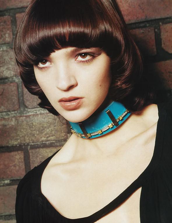 Архивная съёмка: Мариакарла Босконо для Jalouse, 2001. Изображение № 5.