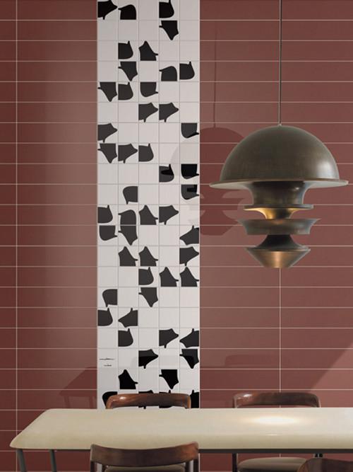 Черно-белый зоопарк: керамическая плитка от Bardelli. Изображение № 10.