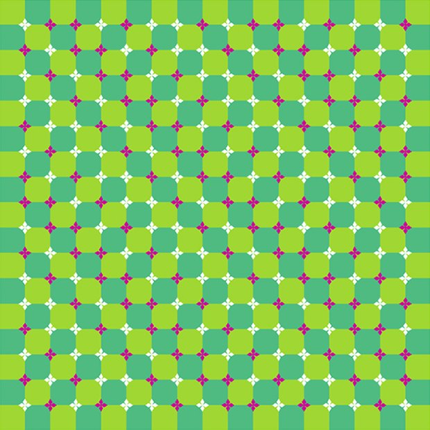 Вопрос учёному: Чем объясняются оптические иллюзии?. Изображение № 6.