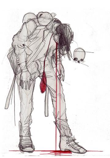 Павел Рипли, иллюстратор. Изображение № 34.