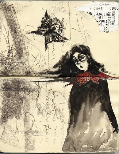 Мексиканская художница ERIKA KUHN. Изображение № 31.