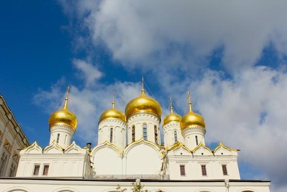 Интересные места России - Московский Кремль. Изображение № 8.