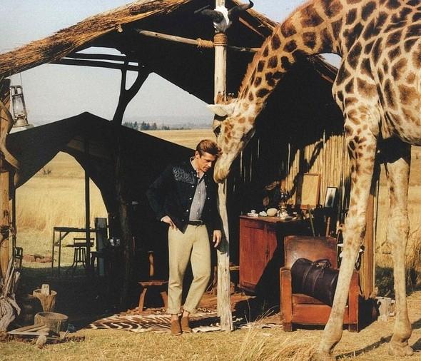 Кампания: мужская коллекция Louis Vuitton SS 2012. Изображение № 21.