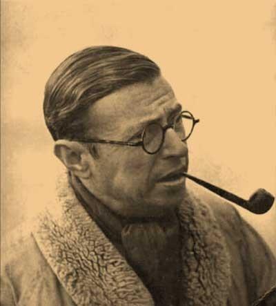 Жан-Поль Сартр-Экзистенциализм это гуманизм. Изображение № 1.