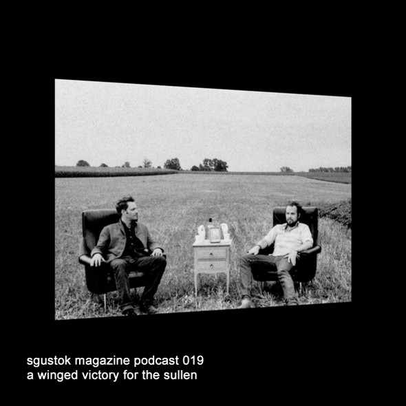 A Winged Victory For The Sullen: Sgustok Magazine Podcast 019. Изображение № 1.