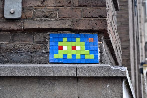 Стрит-арт и граффити Амстердама, Нидерланды. Изображение № 1.