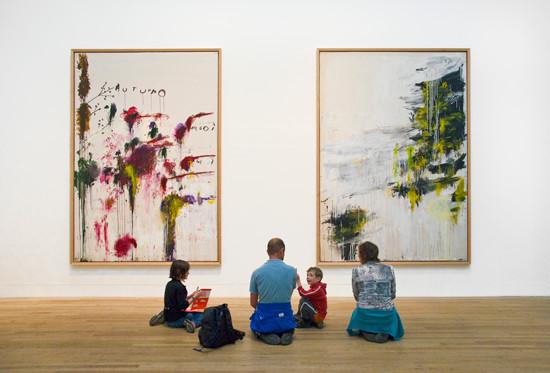 Современное искусство в руках детей. Изображение № 2.