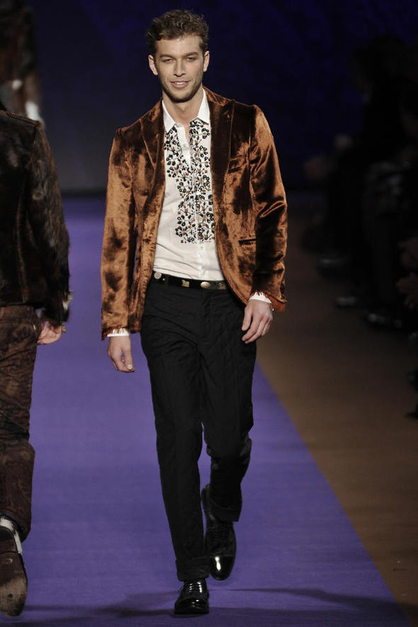 Изображение 139. Milan Fashion Week. Часть 1.. Изображение № 155.
