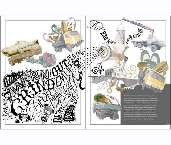 Личный опыт: 5 российских иллюстраторов, которые работают для зарубежных проектов. Изображение № 69.