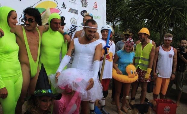 Результаты российских соревнований по серфингу Surf Jam Bali 2012. Изображение № 34.