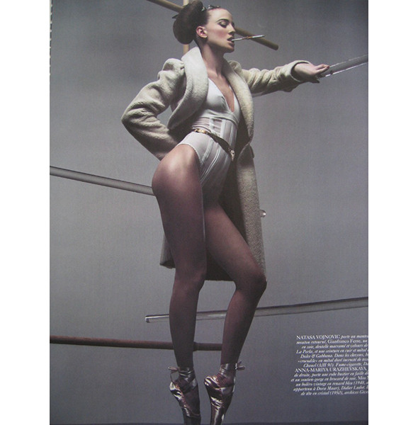 Изображение 94. Dance, dance, dance: 10 съемок, вдохновленных балетом.. Изображение № 101.