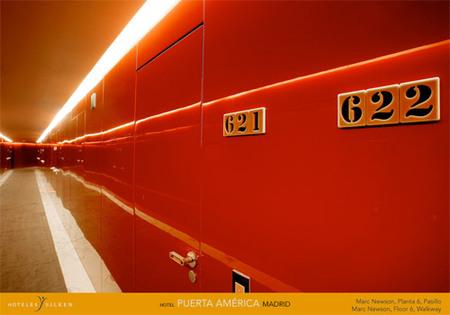 Hotel Puerta America Madrid. Изображение № 10.