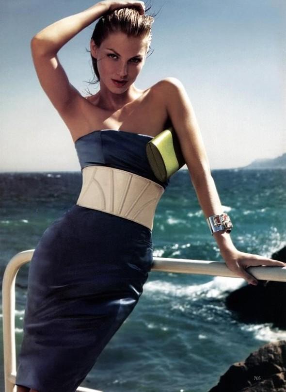 Архивная съёмка: Мерт и Маркус для Vogue, 2005. Изображение № 7.