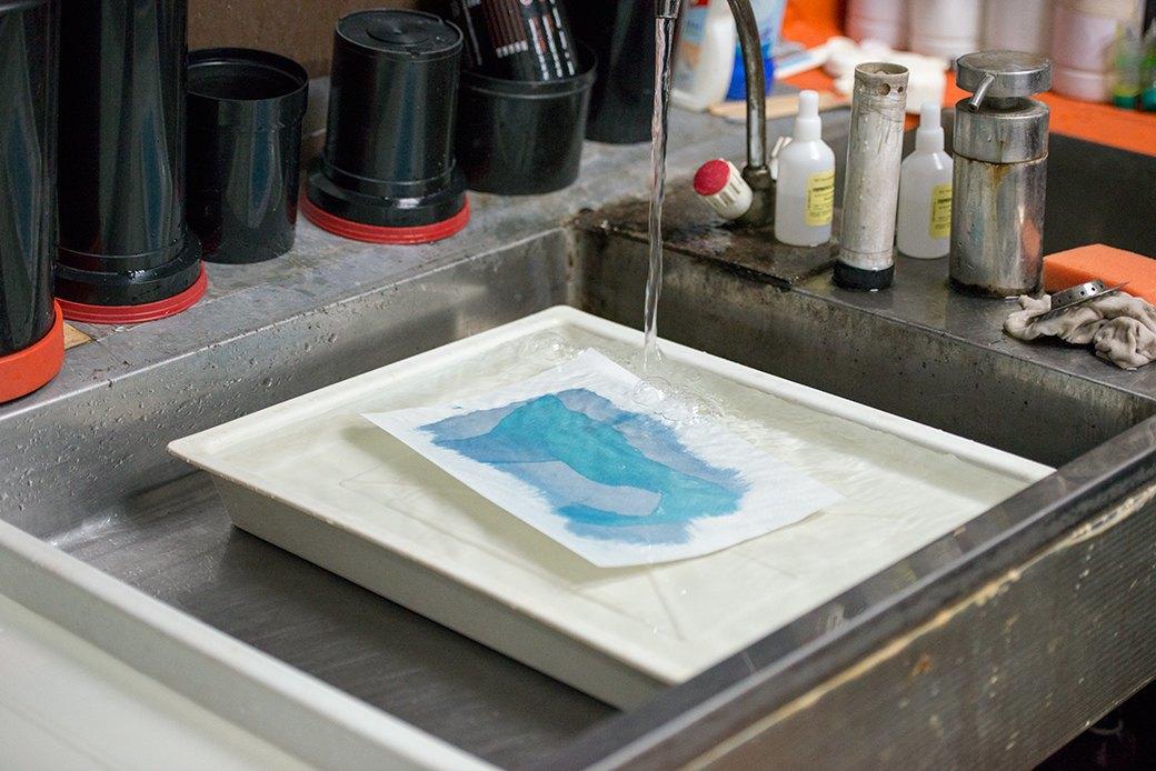 Цианотипия:  Как напечатать фотографию своими руками. Изображение № 26.