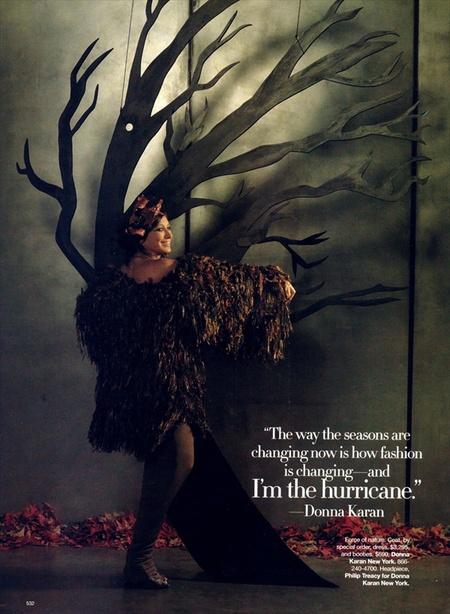 "Фотосъемка Питера Линдберга ""Designers' Costume Drama"". Изображение № 4."