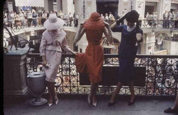 Dior in Moscow, 1959 год. Изображение № 6.