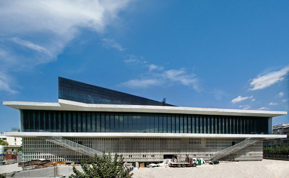 The new Acropolis Museum. Изображение № 2.