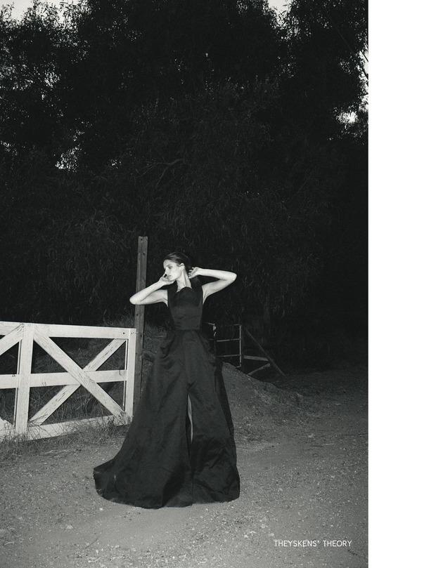 Новые съемки Dazed & Confused, Vogue, i-D и W Magazine. Изображение № 41.