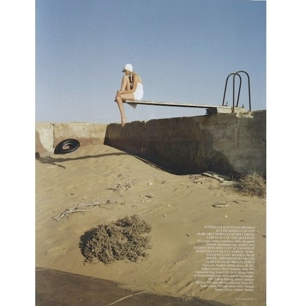 Изображение 33. Съемки: Harper's Bazaar, Marie Claire, Vogue и W.. Изображение № 33.