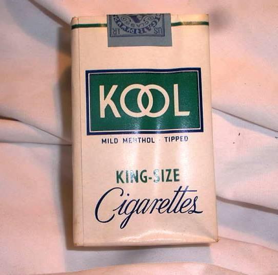 Изображение 2. Ретроспектива сигаретной пачки.. Изображение № 2.