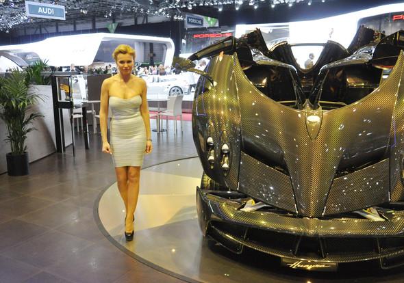 Natalia Freidina at 82nd Geneva International Motor Show. Изображение № 20.