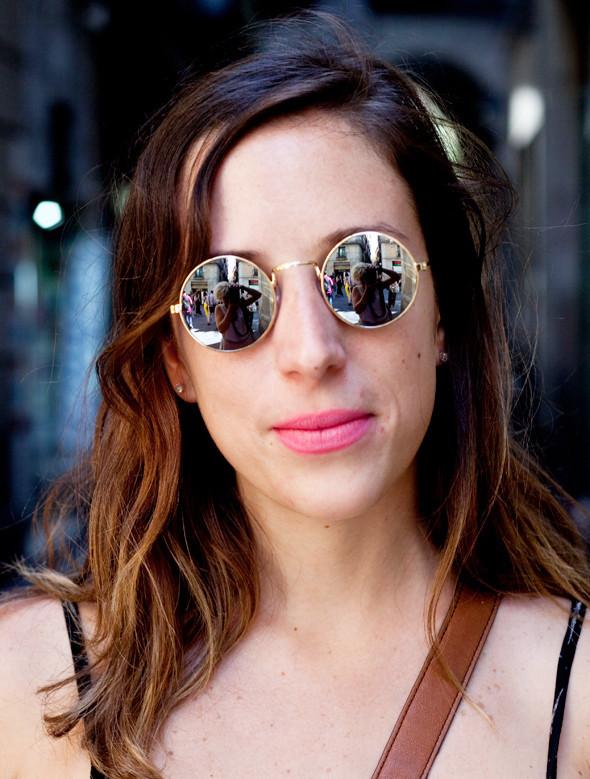 Пестрые рубашки и темные очки: Посетители фестиваля Sonar 2012. Изображение № 13.