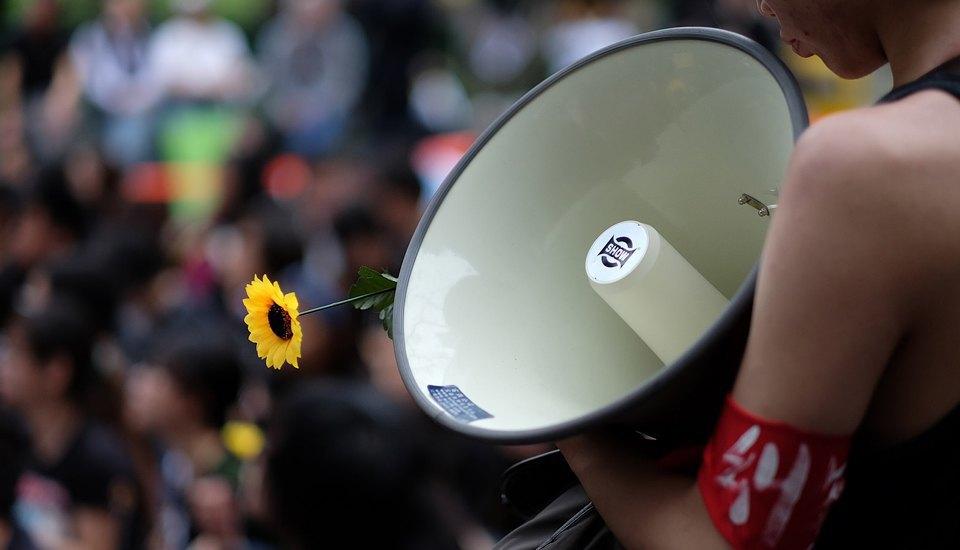 Какие технологии помогали людям протестовать в этом году. Изображение № 6.