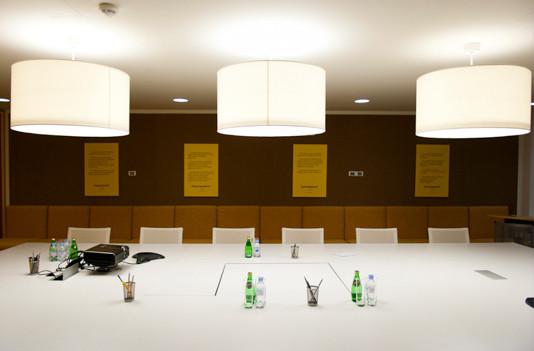 CTC-Медиа (г. Москва)  (арх. бюро BDGworkfutures) Архитекторы: Максим Неретин, Фил Хатчинсон. Изображение №24.
