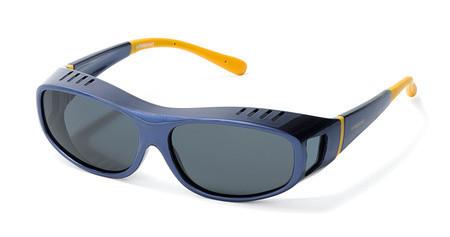 Солнцезащитные очки Polaroid серии Suncovers. Изображение № 6.