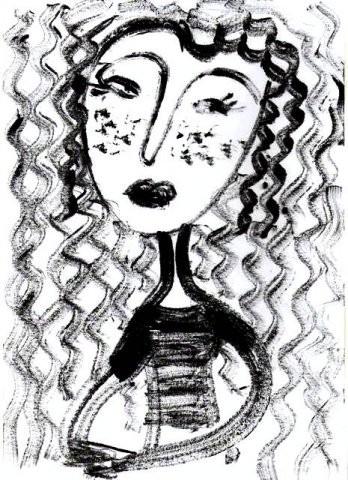 «О ней». Маленькая сказка отВики Саловой. Изображение № 3.