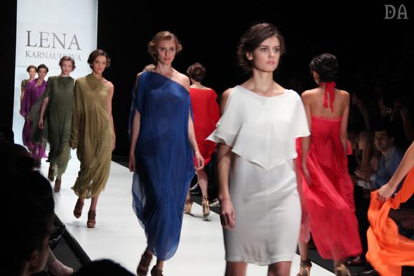 Mersedes-benz fashion week Russia, день первый. Показ Лены Карнауховой. Изображение № 17.