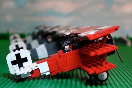 48 креативных LEGO творений. Изображение № 28.