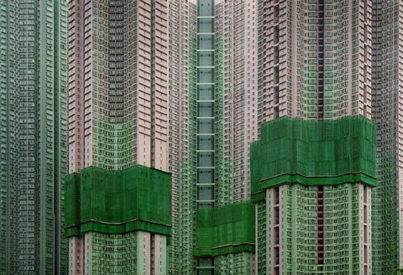MIchael Wolf- бесконечные окна Гонконга. Изображение № 8.
